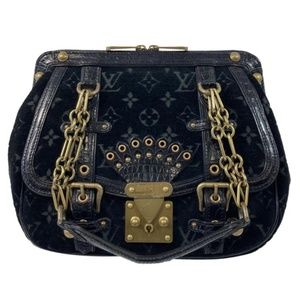 Louis Vuitton Limited Edition Velours Alligator